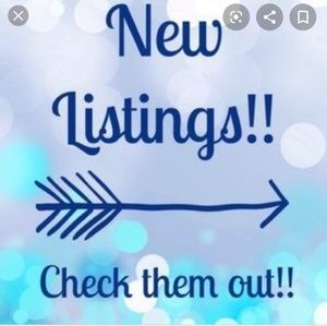 🌟🌟NEW ITEMS JUST LISTED!!🌟🌟